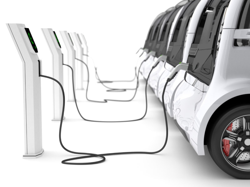 electric vehicles business