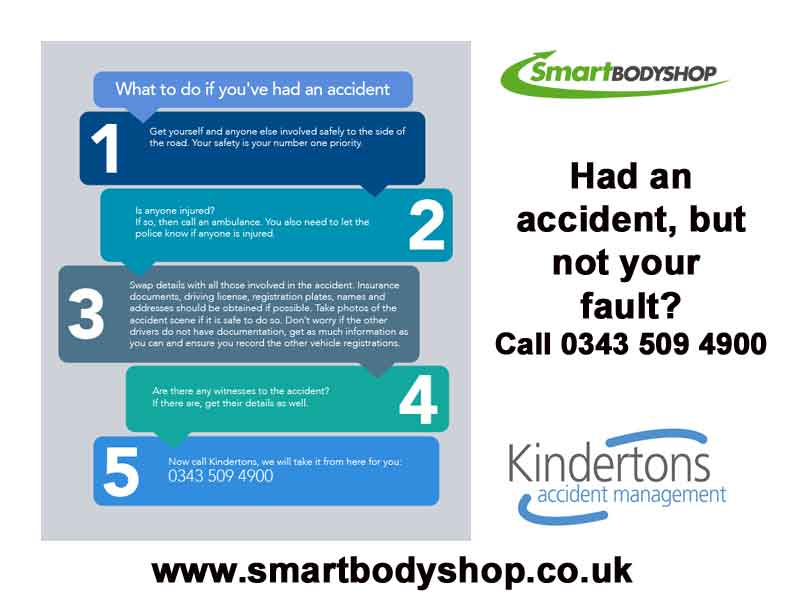 kindertons accident repair